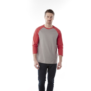 Men's Dakota Three Quarter Tee